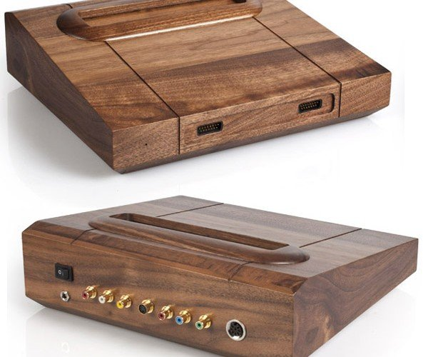 Neo Geo Gets Wood