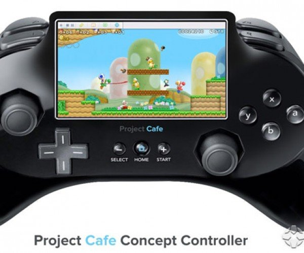 Wii 2 Controller to Have 6.2-inch Touchscreen?
