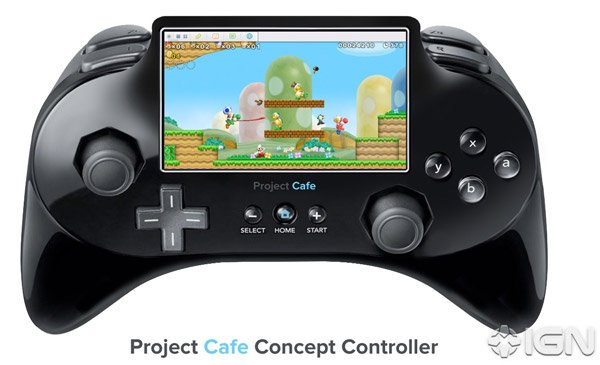 wii 2 project cafe. Wii 2 Controller to Have