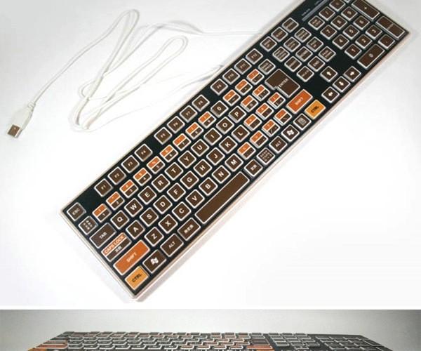 Atari 400 Keyboard Makes an (Unwelcome) Comeback