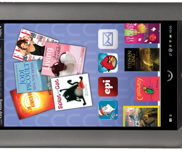Staples to Sell Nook Color Starting May 1