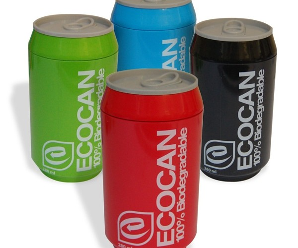 Eco Can: Reduce, Reuse, Recycle
