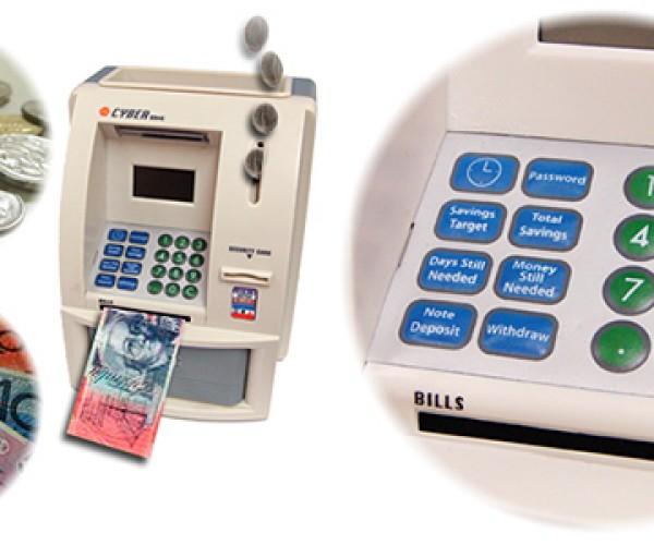 Personal ATM: Modern Piggy Bank