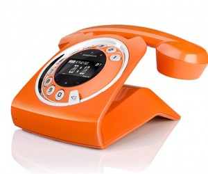 Sagemcom Sixty Cordless Phone Goes Back to the Future