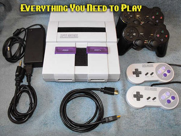 snes super console hack