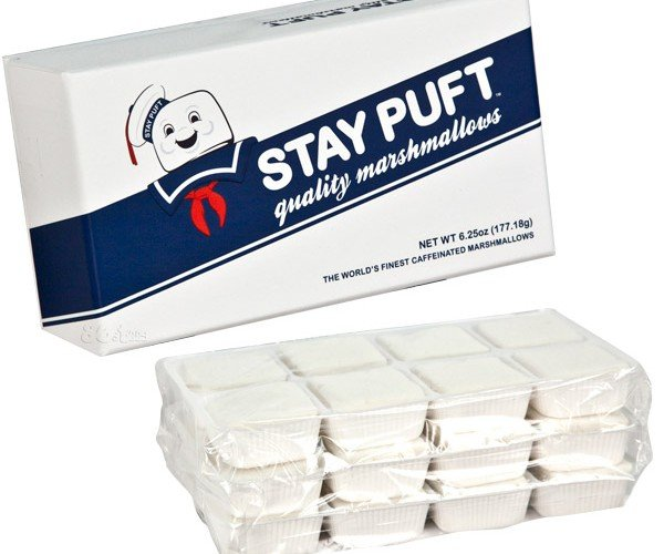 Stay Puft Caffeinated Marshmallow Giveaway