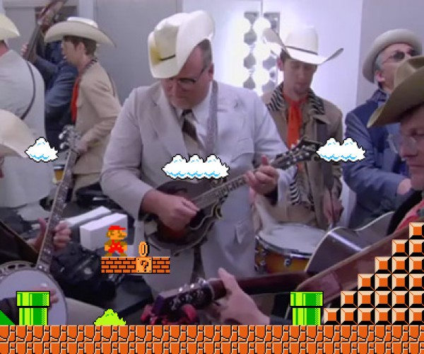 Super Mario Bluegrass Bros.