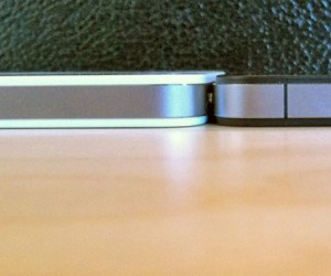 White iPhone is Thicker, Case Owners Upset