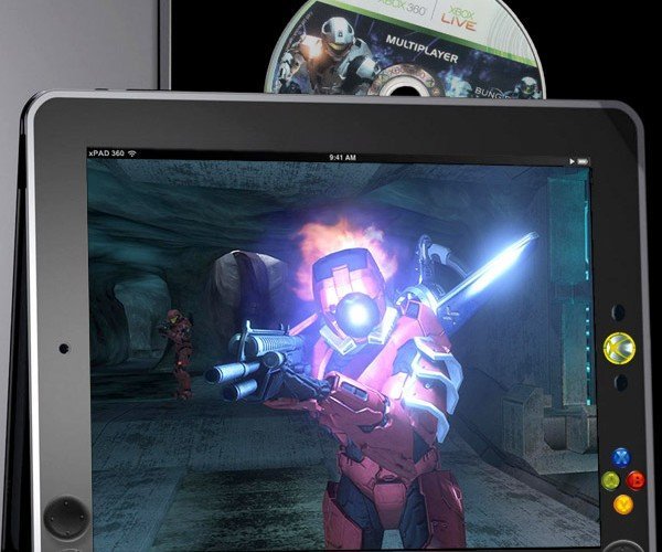 Microsoft, Apple Announce xPad 360 Tablet