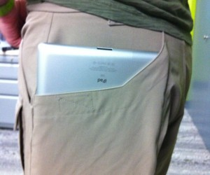 My What Big Pockets You Have…