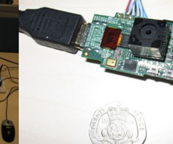 Raspberry Pi Barebones PC: Fits On Your Keychain and Costs Only 25 Bucks!