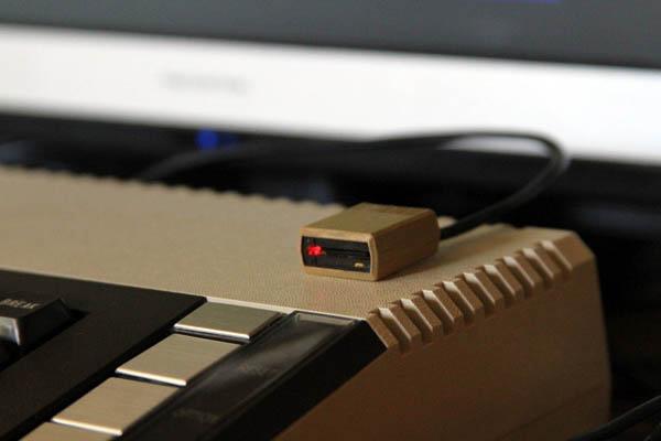3d printed atari 810 microsd card reader computing