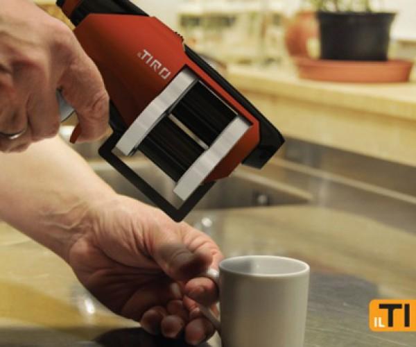 il Tiro Espresso Gun: Hit Me With Your Best Shot!