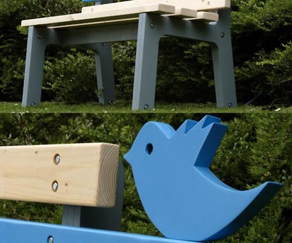 TweetingSeat: Sit on It! (and Tweet)
