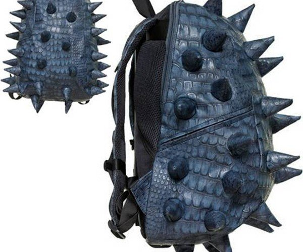 Reptilian Mad Pax Backpack: Get Ready to Rumble Like a Koopa