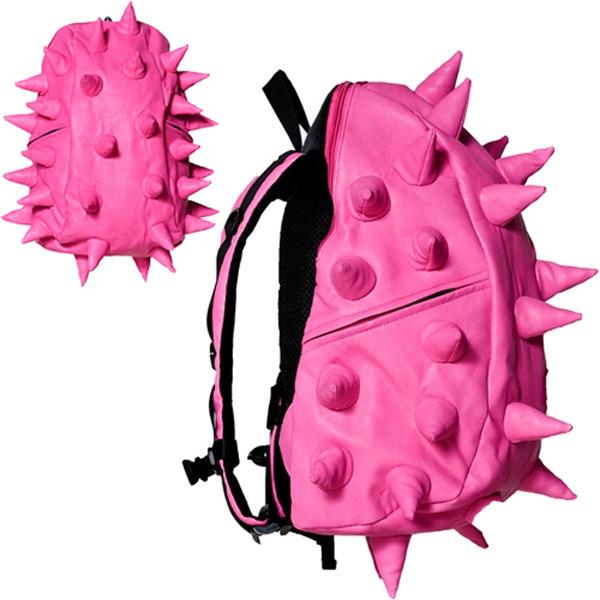 reptilian pink mad pax backpack koopa bowser iggy super mario bros