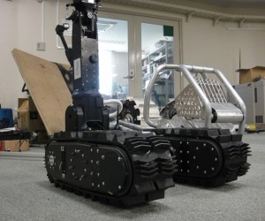 Helios IX: Japan's Radiation-Proof Robots to the Rescue!