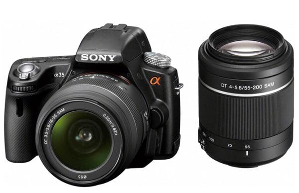 sony camera digital nex c3 a35 point and shoot dslr alpha