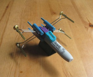 Office Supply X-Wing Fighter: Red 5, Standing By!