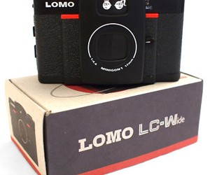 New Lomo LC-Wide Camera: For All of your Wide-Angle Film Needs