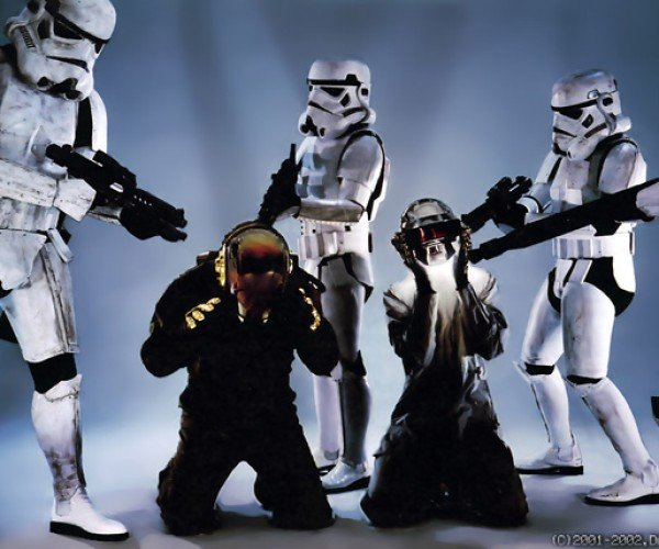 Daft Wars: Around the Death Star