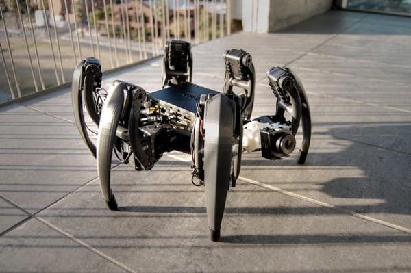 My Hexapod Robot is Smarter than Your Hexapod Robot