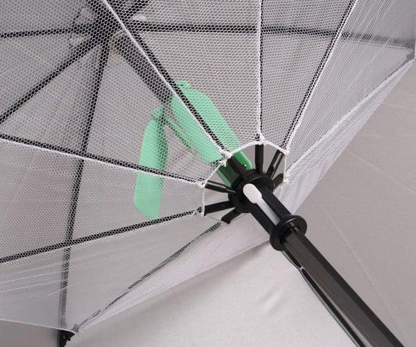 Thanko Fanbrella: Cheaper and Cooler
