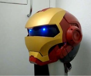 Geeky Motorcycle Helmets Look Great, Might Not Save Your Life