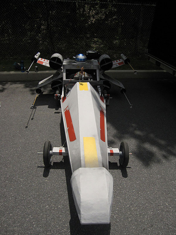 x-wing the papier boy soapbox derby car diy instructables star wars