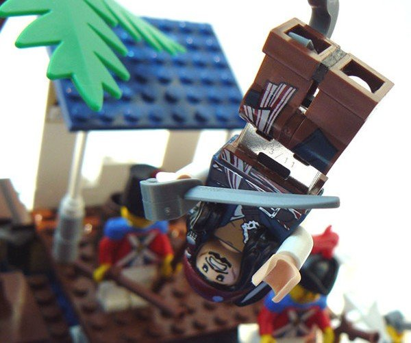 LEGO Minifig Jack Sparrow USB Drive: Arrr, Why is it So Expensive?