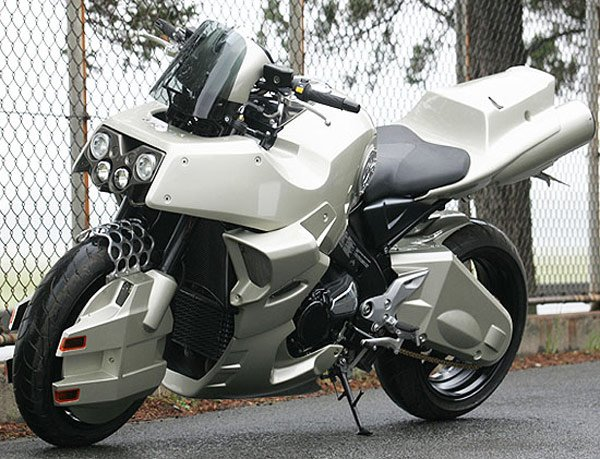 robotech cyclone motorcycle bike replica japan anime robots