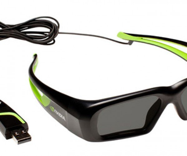 NVIDIA Wired 3D Glasses: Cheaper, But Does Anybody Still Want 3D?