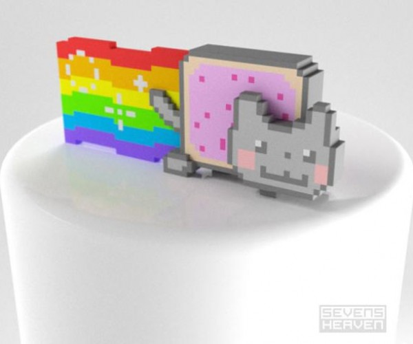 Nyan Cat Gets Real