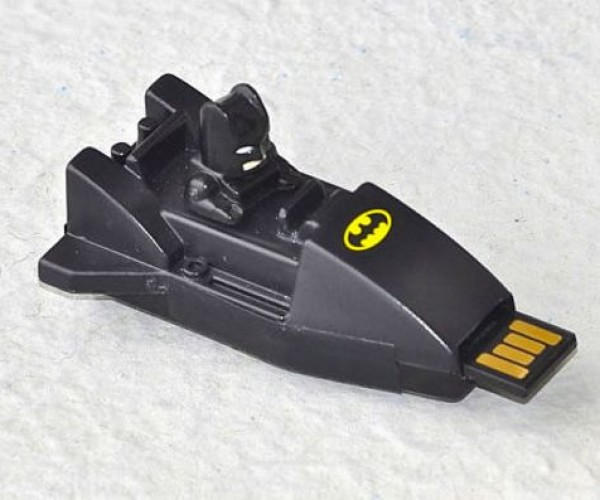 Let Your Files and Data Speed into the Bat(Mobile) USB Memory Stick