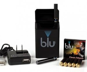 Blu Makes Sure You Won't Be Blue and Lonely While Smoking Your E-Cigs