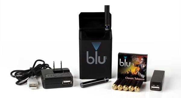 Blu E-Cigarette Black Starter Kit