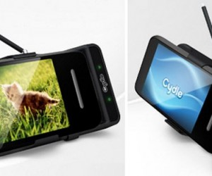 Turn Your iPhone into a Portable TV with the Cydle i30 TV Tuner