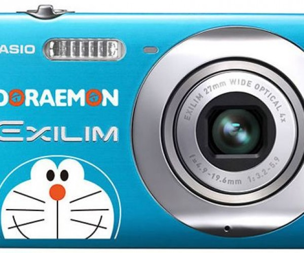 I Would've Wanted the Doraemon Casio Exilim Camera to Be the First One I Ever Had