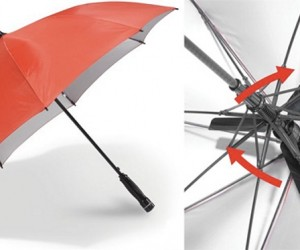 Rain Or Shine, All You'll Ever Need Is the Fanbrella