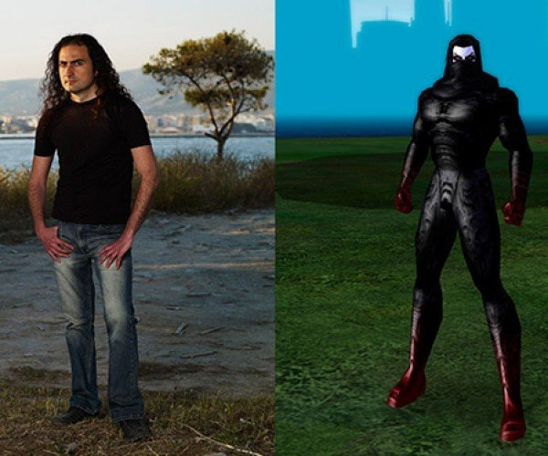 alter ego mmorpg gamers and their avatars by robbie cooper 3