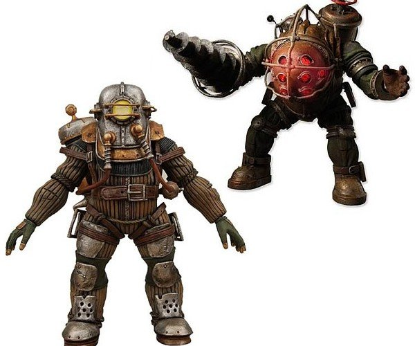 BioShock Action Figures: Rapture, Be Pure