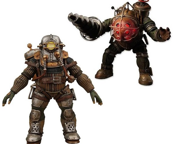BioShock Action Figures: Rapture, Be Pure