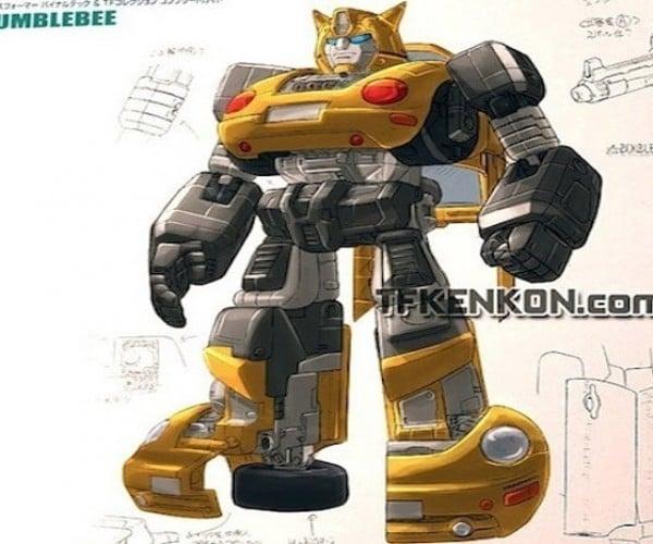 Full-Scale VW Bumblebee Project: Kickstarter Transformer