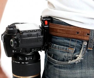 Capture Camera Clip: Holster for Your Shooter
