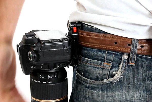 capture camera clip system by peter dering