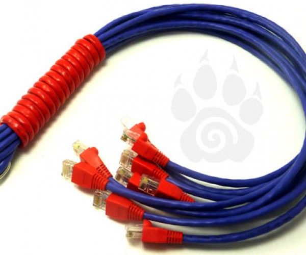 Cat5 O' Nine Tails: Whip Your IT Dept Into Submission