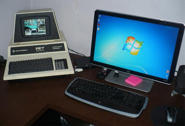 Commodore Pet Gets New Life As Windows Pc Technabob