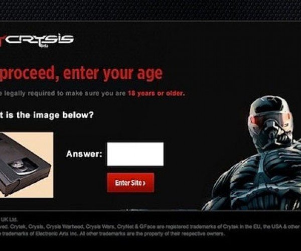 Awesome Age Verification Test