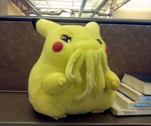 You Don't Choose Cthulhu Pikachu – He Calls You