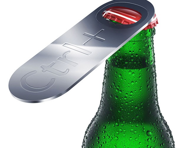 Ctrl+O Bottle Opener Leaves Mac Users Green With Envy